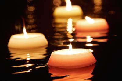 Pool-Candle